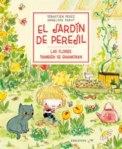 Libro El jardín de Perejil