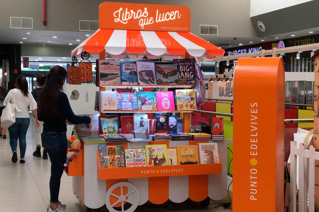 Booktrucks Edelvives Zona infantil